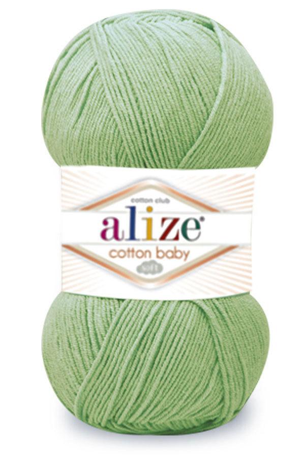 Весенняя новинка от Alize - Cotton Baby Soft!