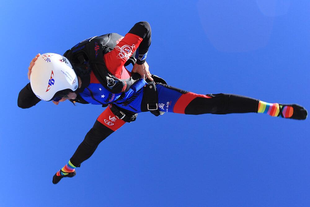 Как выбрать комбинезон для прыжков с парашютом