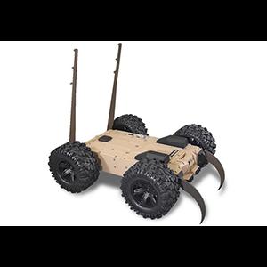 Роботизированный «Скорпион» ликвидирует мины