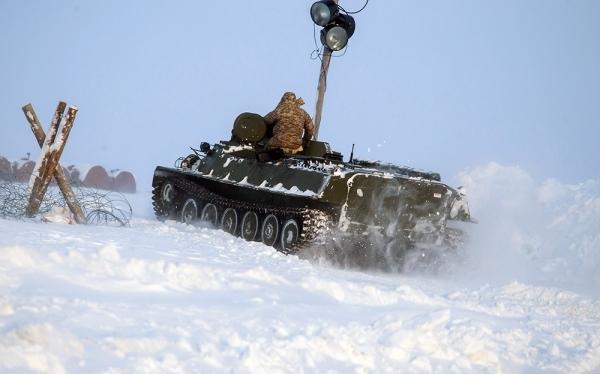 Разработка вооружения для Арктики