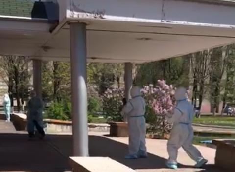 Роддом в Биробиджане закрыли на карантин из-за пациентки, скрывшей заражение коронавирусом