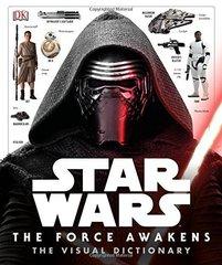 Star Wars: The Force Awakens Visual Dictionary раскроет секреты «Пробуждения Силы»