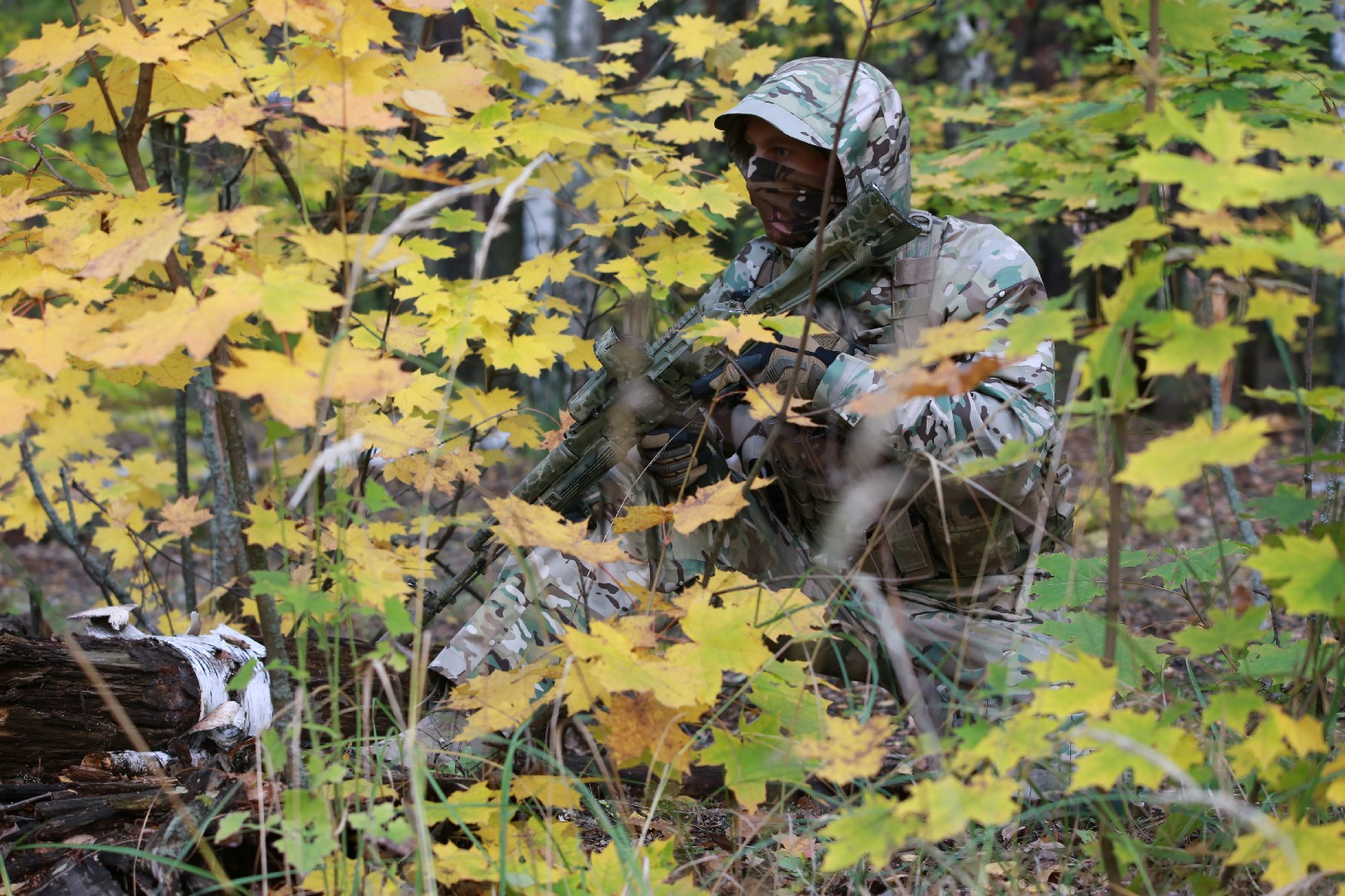 Времена года - экипировка спецназа, ФСБ, погранотрядов.
