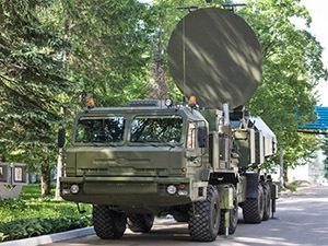 Комплекс «Краснуха-4» защитит от авиации