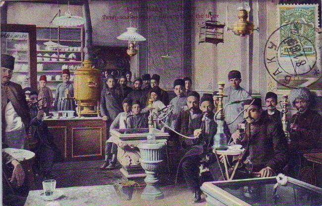 Çay mədəniyyəti və istifadə qaydası