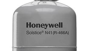 Менеджмент Midea привлек R466A, разработанный Honeywell