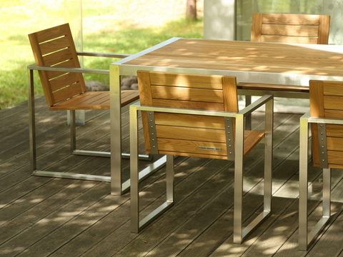 TRIF-MEBEL | The most popular and practical types of wood used to manufacture landscape furniture