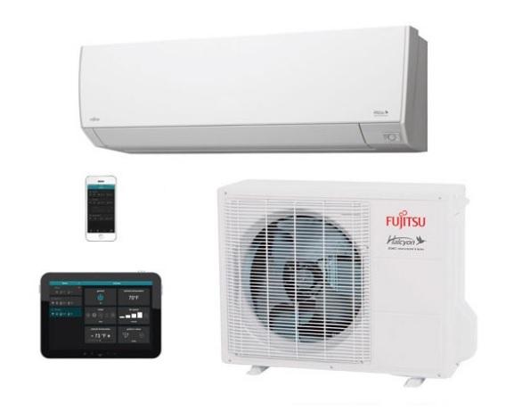 Сплит-системам Fujitsu присвоен американский статус «Energy Star 2019»