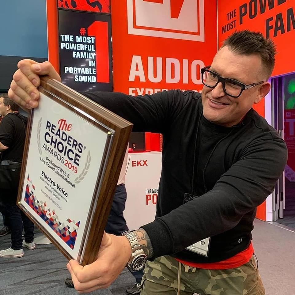 Победители Readers Choice Awards 2019.