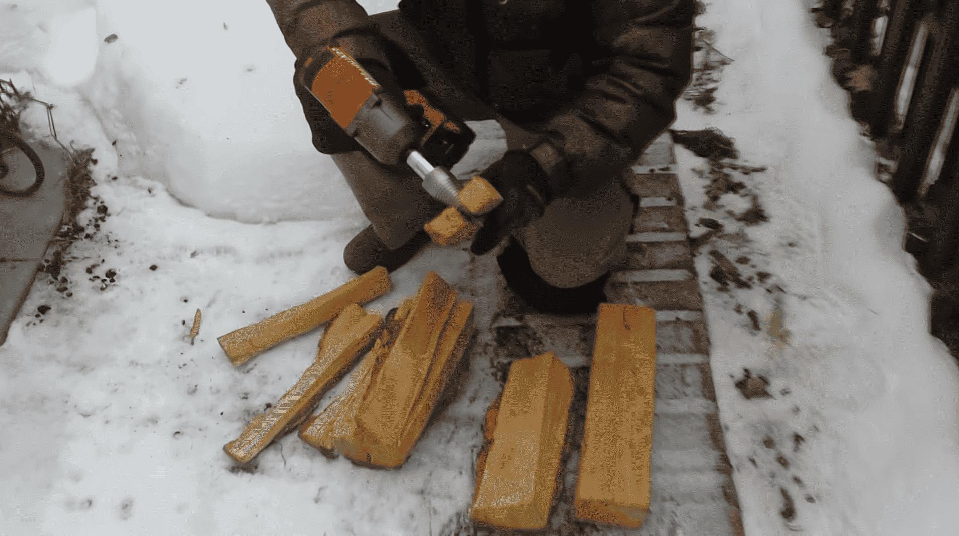Ручной дровокол – эволюционные шаги топора