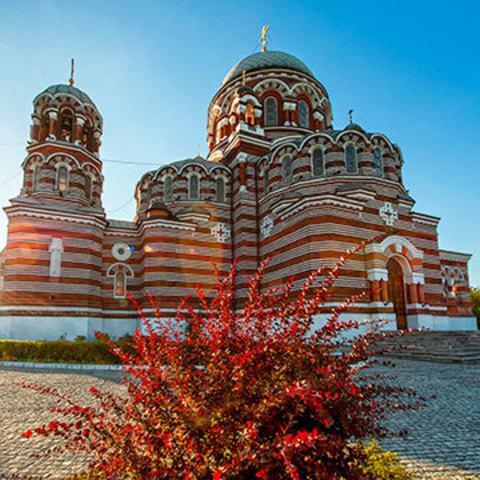 Русский храм с немецкими корнями