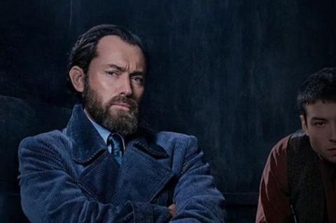 Кто такой Аурениус Дамблдор в «Фантастических тварях 2»