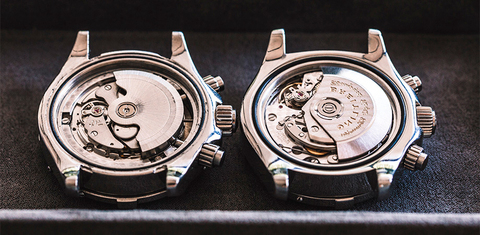 Как отличить подделку швейцарских часов