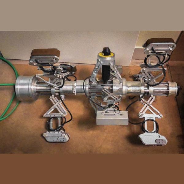 Питерский студент создал робота для диагностики труб теплоснабжения