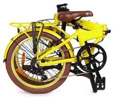 О складных велосипедах