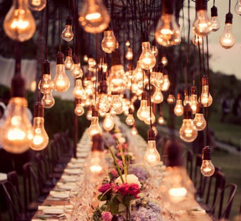 Выбираем ретро лампы Эдисона