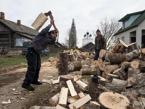 Как заготовить дрова на зиму, как нарубить и насушить лес своими руками