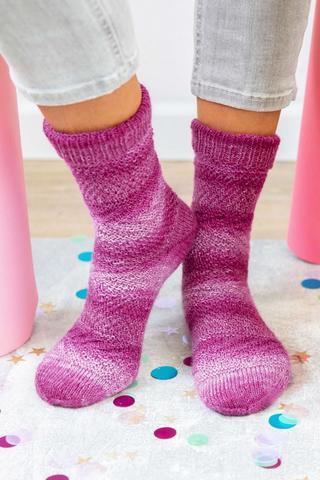 Фактурные носки из Malcesine