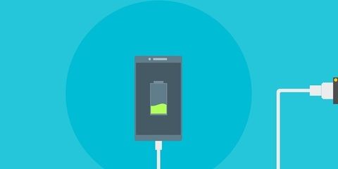 Как происходит зарядка смартфона?