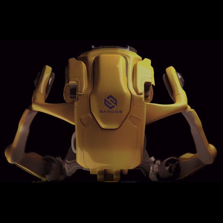 Экзоскелет для военных