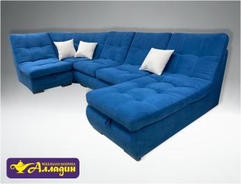 Модульный диван Верона - стильный выбор для любого интерьера