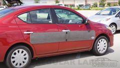 Магнитная накладка на двери автомобиля: купи или сделай сам