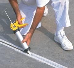 Смесь для заделки швов в бетонном полу влияние карбонизации на стойкость бетона к коррозии этого вида