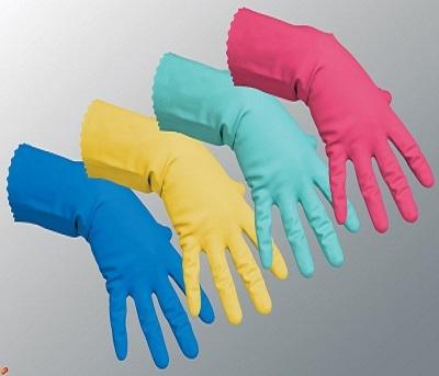 Как выбрать перчатки для уборки?