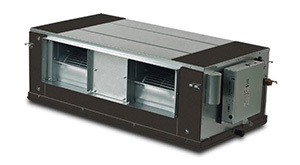 Midea запустила производство канальных MIT1/DHN1-B