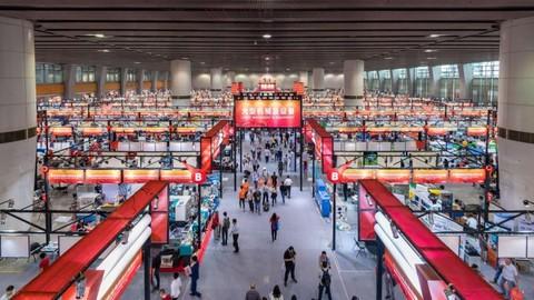 Выставка «Canton Fair» Китай