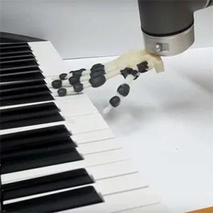 Робот-пианист покоряет слушателей
