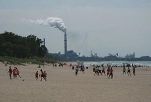 Сокращается угольная генерация электростанций США