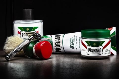 О бренде Proraso