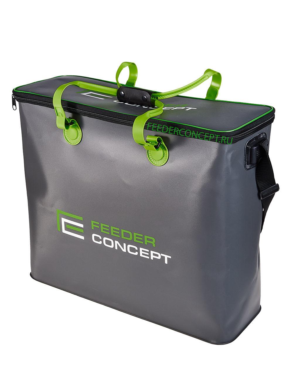 Обзор EVA-сумки для садка Feeder Concept Keepnet Case