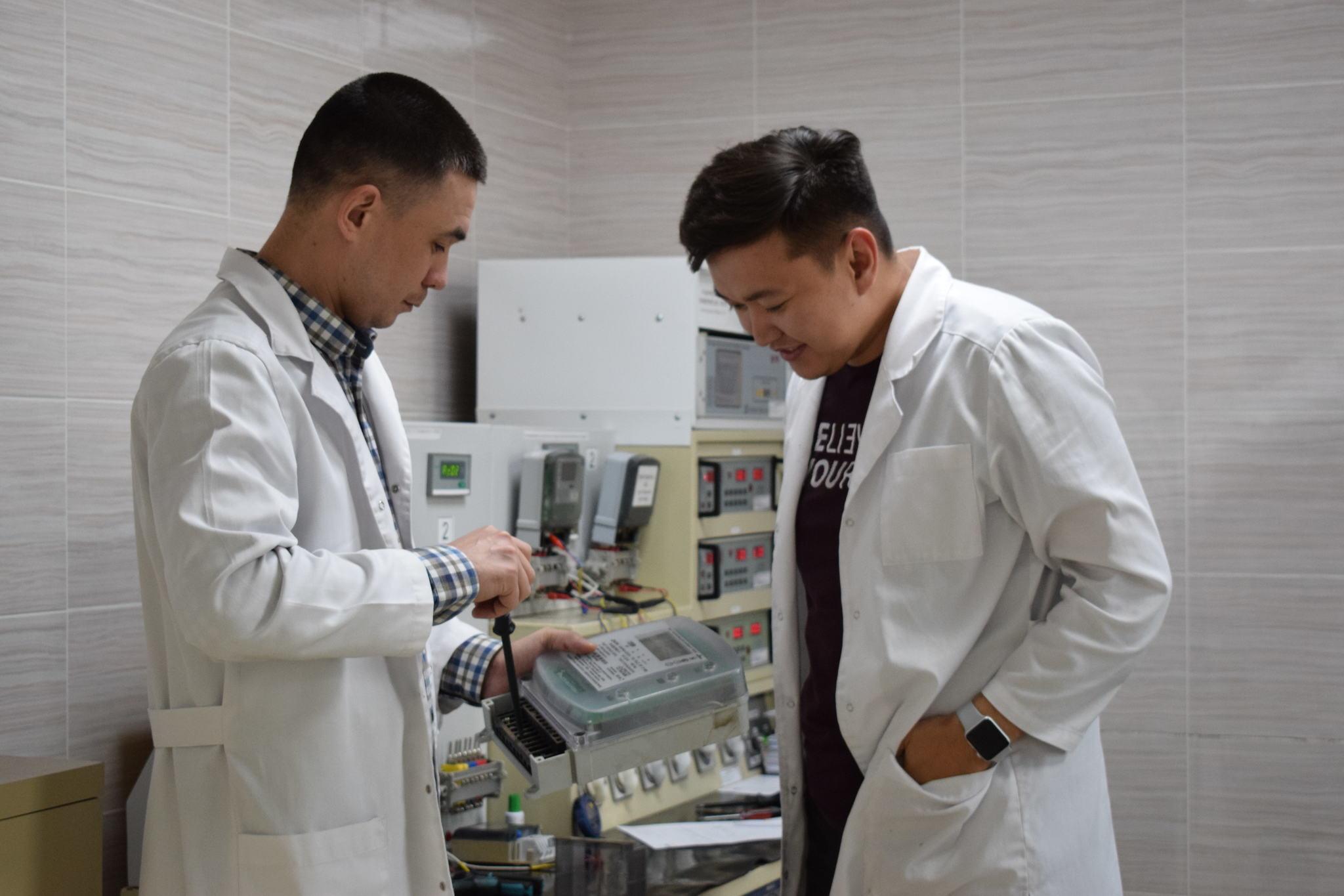 Поверочная лаборатория Нур-Электро
