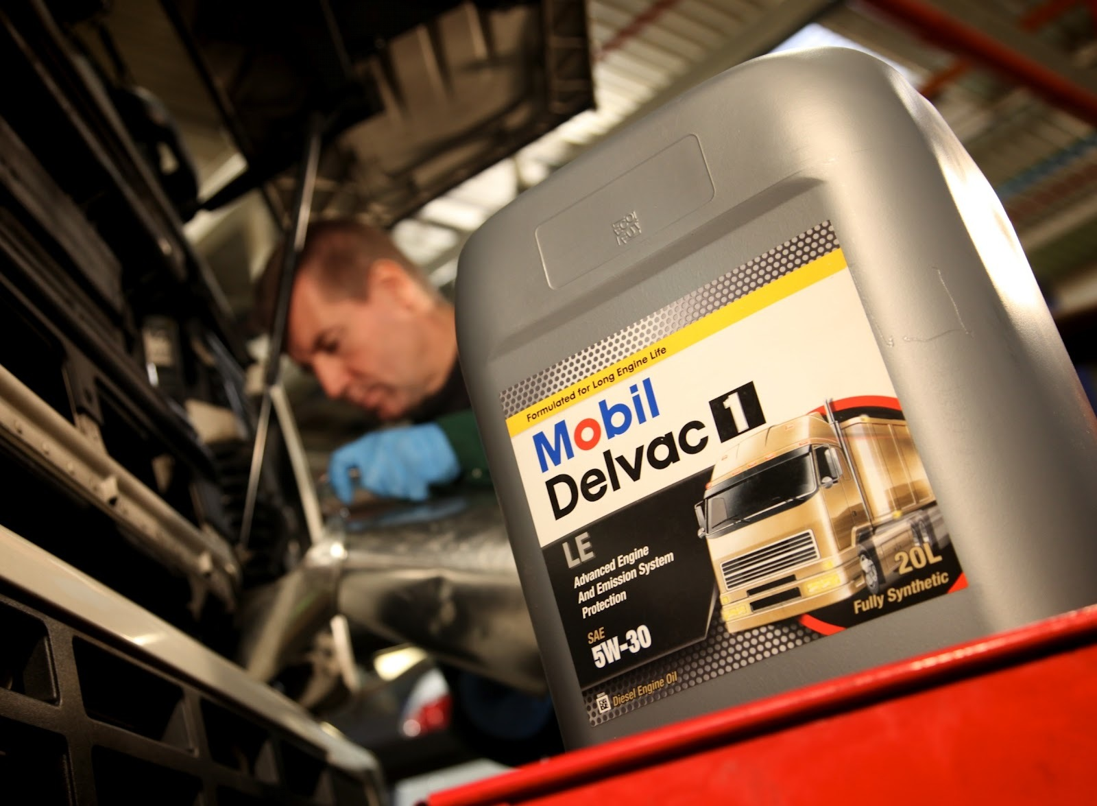 ExxonMobil отмечает 90-летие