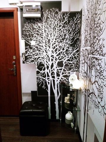 Как создать сказку в комнате: обзор необычных обоев