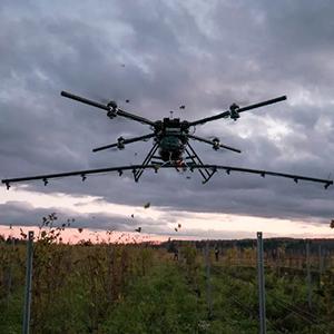 Дрон Agro для опрыскивания посевов