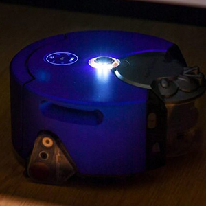 Dyson 360 Heurist - всевидящий робот-пылесос