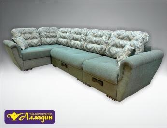 Роскошный модульный диван Магнат