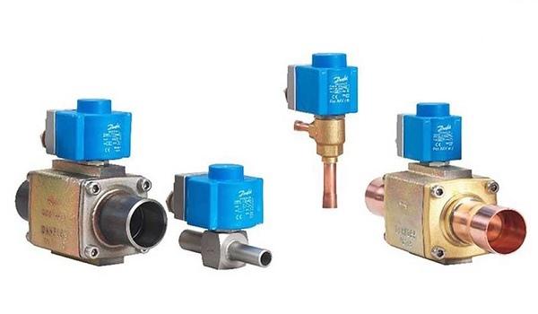 Клапаны Danfoss проверены на работоспособность хладагентом R469A