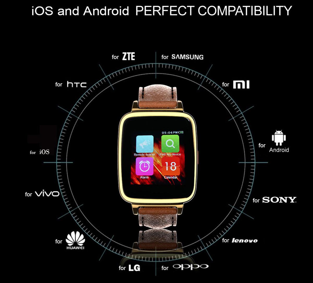 Смарт-часы, совместимые с Android и не только