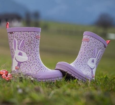Выбираем обувь Viking по сезону!