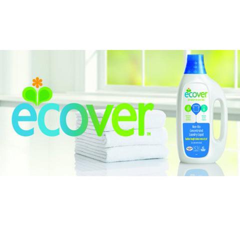 За счет чего работают экологические стиральные средства ECOVER?