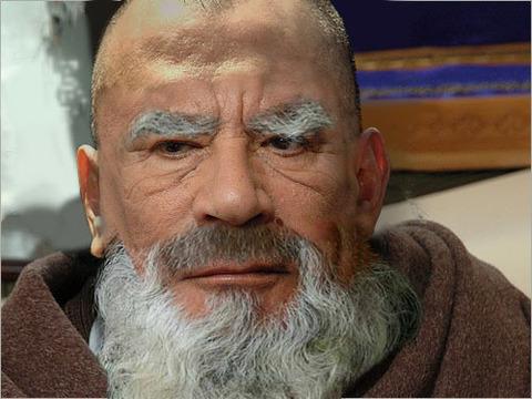 Парики, усы и бороды