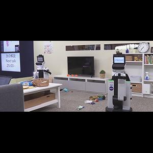 Японский робот-уборщик получил ИИ