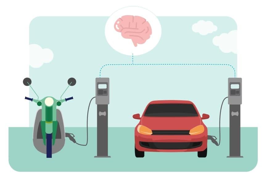 Балансировка нагрузки или Smart Charging? Как с умом заряжать электромобили.