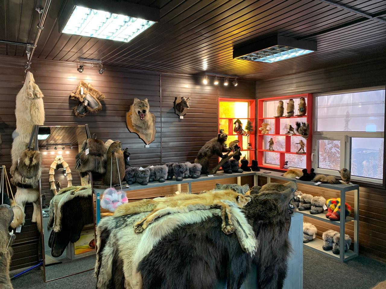 Открытие магазина на горнолыжном курорте