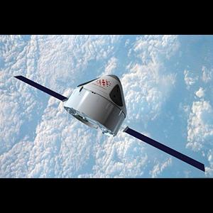 Роботизированный завод выходит на околоземную орбиту