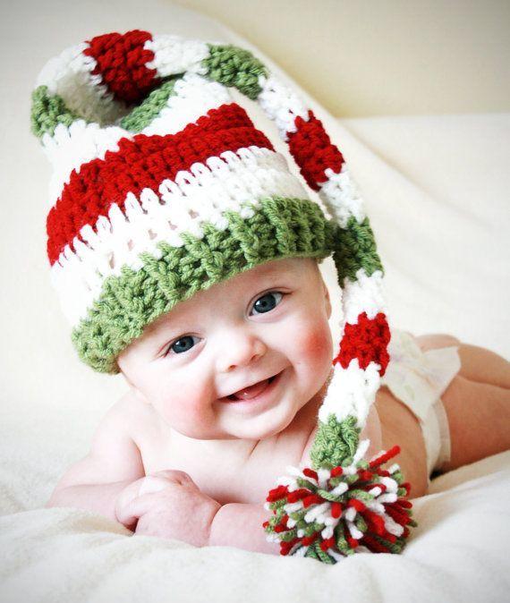 Новогодние шапочки для детей и взрослых!